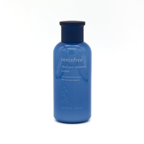 [Innisfree] Jeju Lava Seawater Lotion 160ml