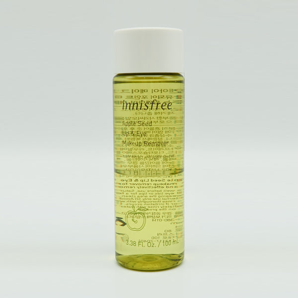 [Innisfree] Apple Seed Lip&Eye Makeup Remover 100ml