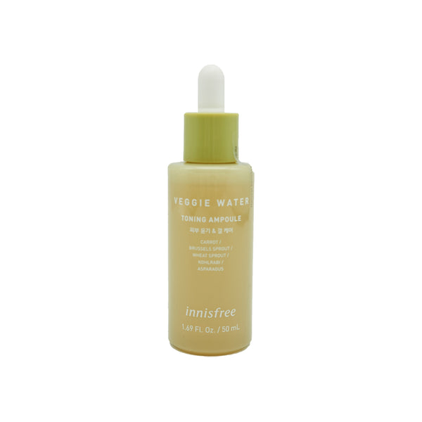 [Innisfree] Veggie Water Toning Ampoule 50ml