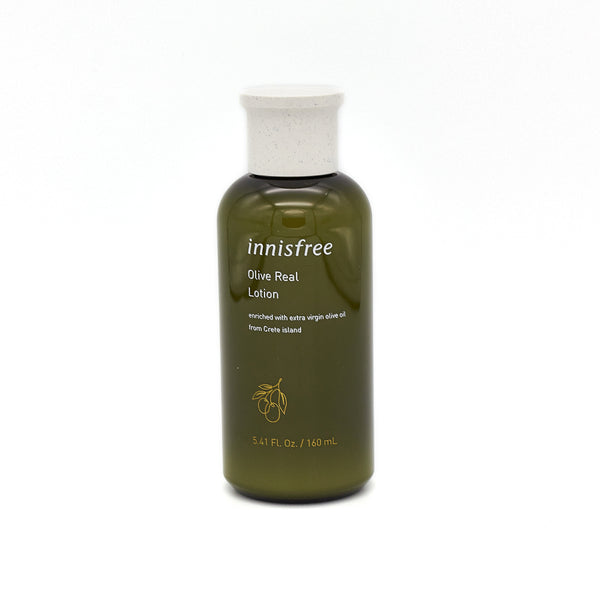 [Innisfree] Olive Real Lotion 160ml