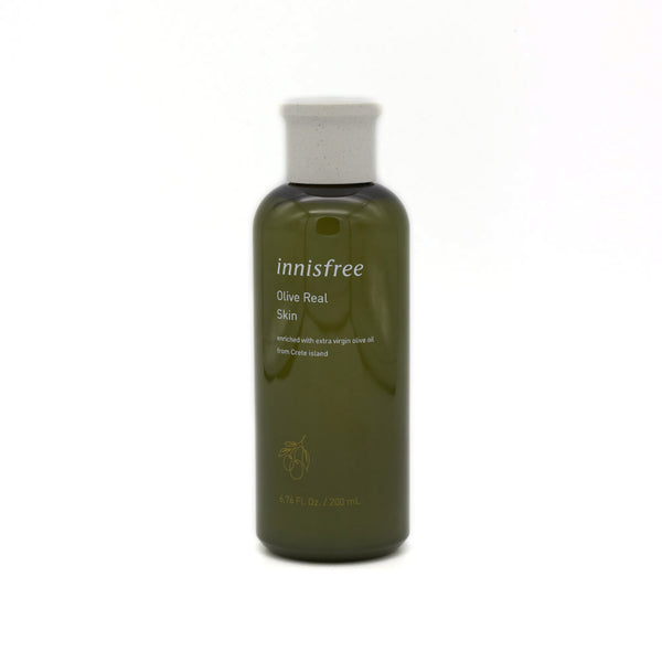 [Innisfree] Olive Real Skin 200ml