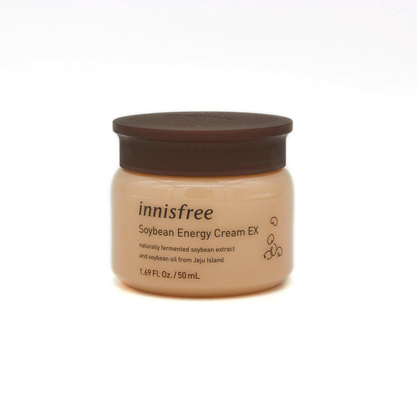 [Innisfree] Soybean Energy Cream EX 50ml