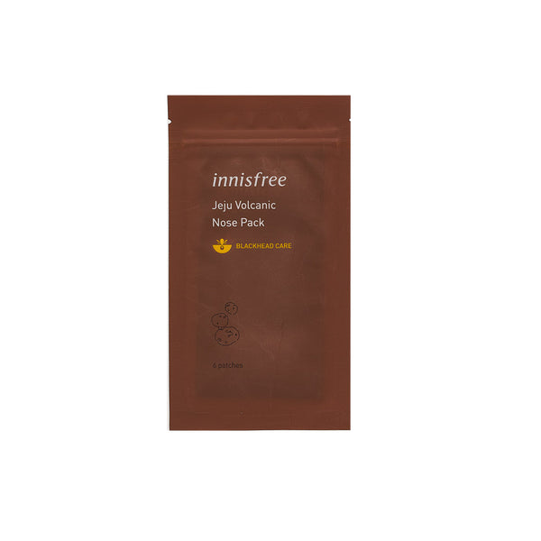 [Innisfree] Volcanic Nose Pack 6 Sheets