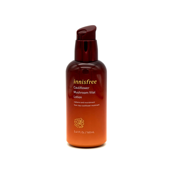 [Innisfree] Cauliflower Mushroom Vital Lotion 160ml