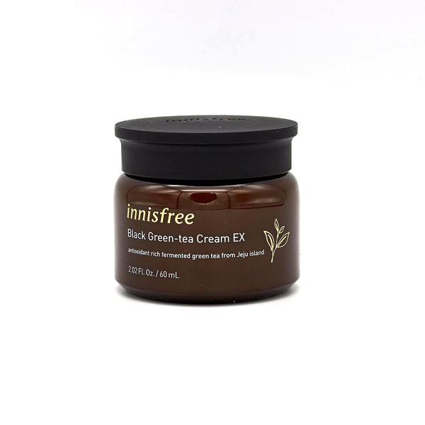 [Innisfree] Black Green-Tea Cream EX 60ml