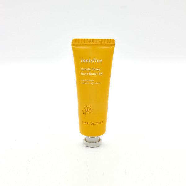 [Innisfree] Canola Honey Hand Butter 50ml