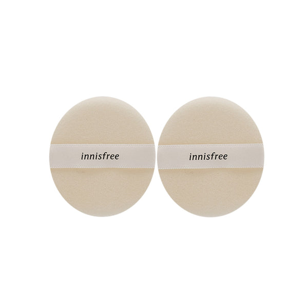 [Innisfree] Pact Puff [For Porible Blur Built in Use] 2P