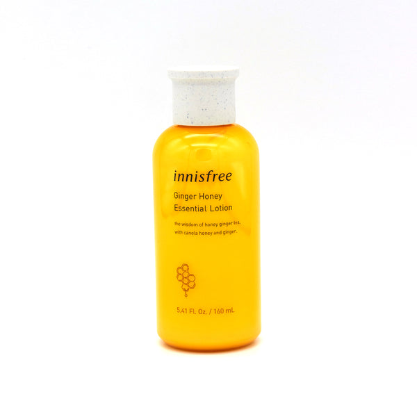 [Innisfree] NEW Ginger Honey Essential Lotion 160ml