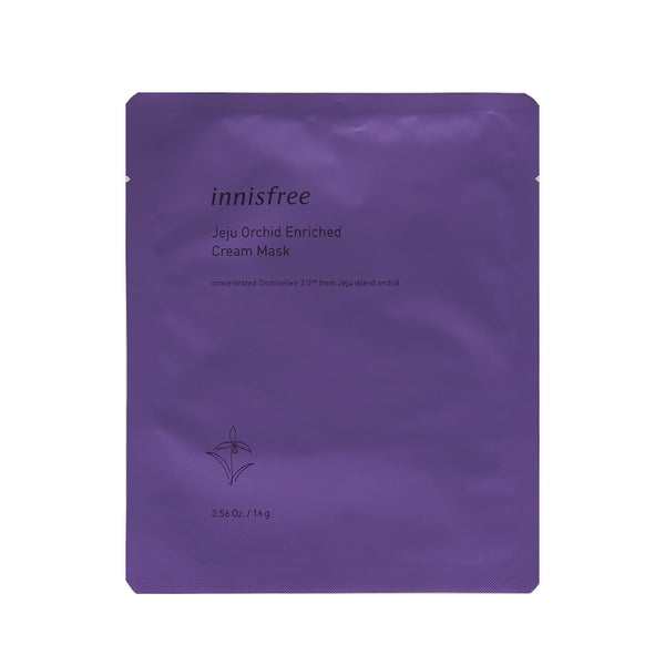 [Innisfree] NEW Orchid Enriched Cream Mask 1ea