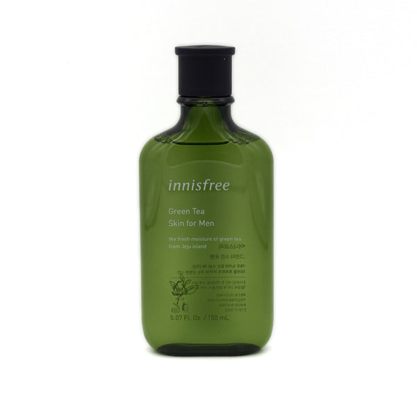 [Innisfree] Green Tea Skin For Man 150ml