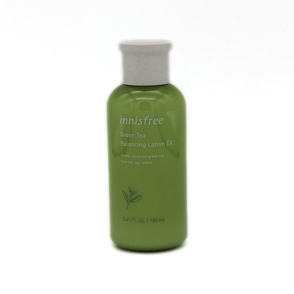 [Innisfree] Green Tea Balancing Lotion EX 160ml