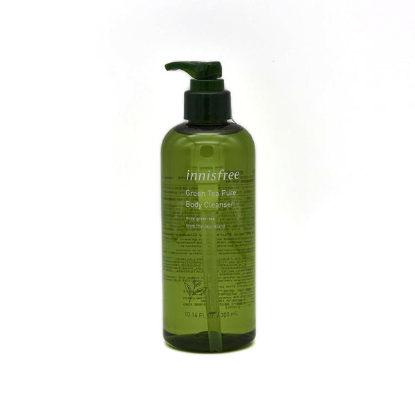 [Innisfree] NEW Green Tea Pure Body Cleanser 300ml
