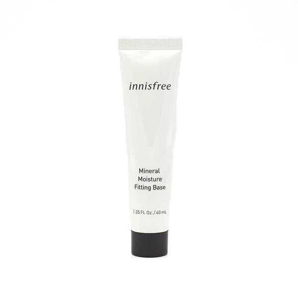 [Innisfree] Mineral Moisture Fitting Base 40ml - Cosmetic Love