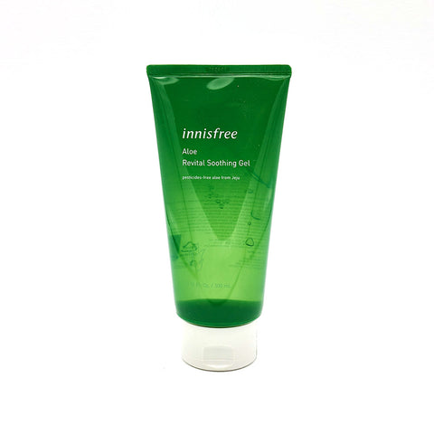 [Innisfree] Aloe Revital Soothing Gel 300ml - Cosmetic Love