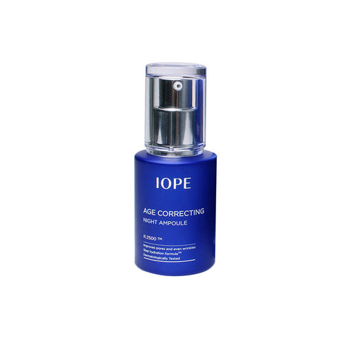 [IOPE] Age Correcting Night Ampoule 30ml