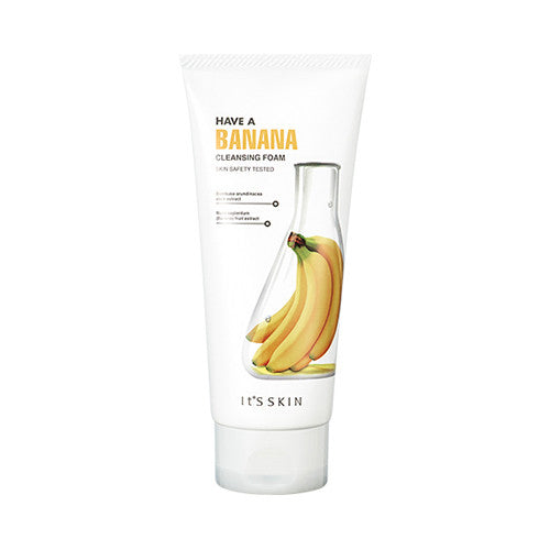 [It's Skin] Have a Banana Cleansing Foam 150ml - Cosmetic Love