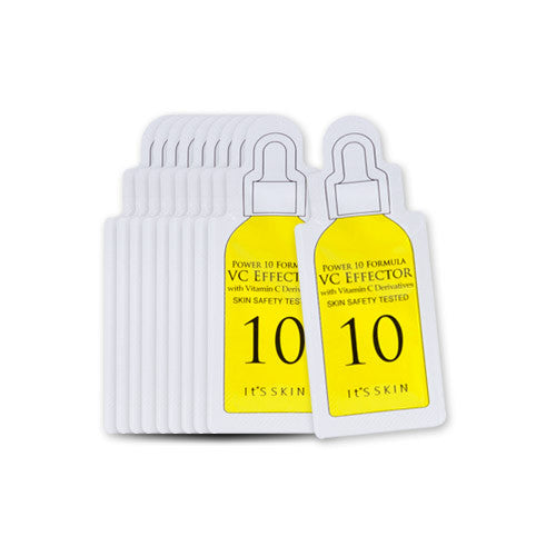 [Sample][It's Skin] Power 10 Formula VC Effector x 10PCS - Cosmetic Love