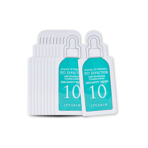 [Sample][It's Skin] Power 10 Formula PO Effector x 10PCS - Cosmetic Love