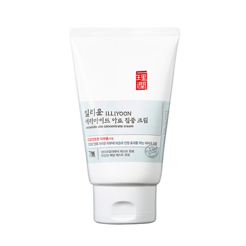[IlliYoon] Ceramide Ato Concentreate Cream (tube type) 200ml