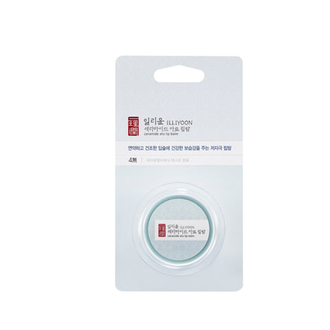 [IlliYoon] Ceramide Ato Lip Balm 10ml
