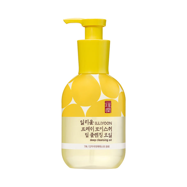 [IlliYoon] Fresh Moisture Deep Cleansing Oil 200ml