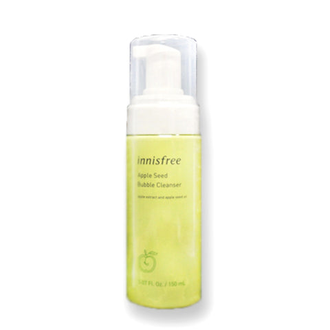 [Innisfree] Apple Seed Bubble Cleanser 150ml