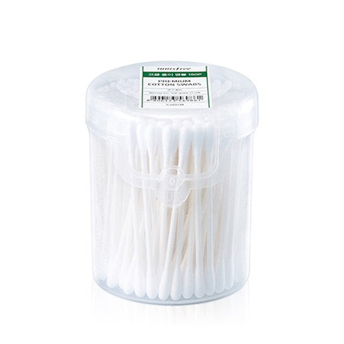 [Innisfree] Beauty Tool Premium Cotton Swabs 150P - Cosmetic Love