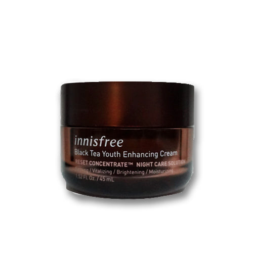[Innisfree] Black Tea Youth Enhancing Cream 45ml