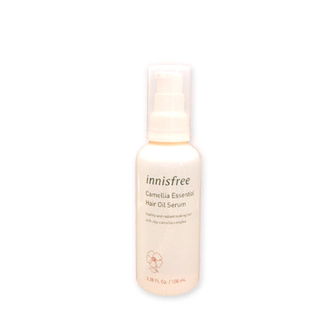 [Innisfree] Camellia Essential Hair Oil Serum NEW 100ml