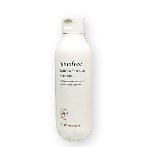 [Innisfree] Camellia Essential Shampoo NEW 310ml