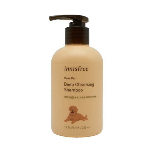 [Innisfree] Dear Pet Deep Cleansing Shampoo 300ml