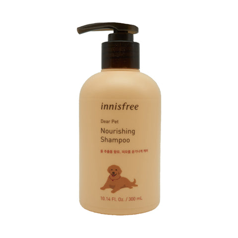 [Innisfree] Dear Pet Nourishing Shampoo 300ml