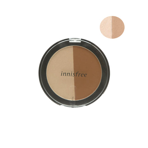 [Innisfree] Face Designing Duo 10g