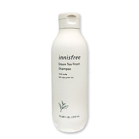 [Innisfree] Green Tea Fresh Shampoo NEW 310ml