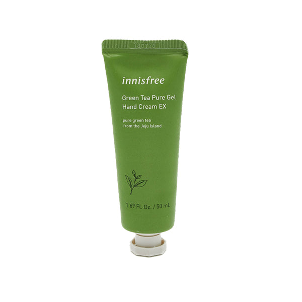 [Innisfree] Green Tea Pure Gel Hand Cream EX 50ml