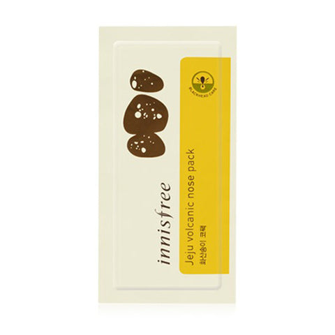 [Innisfree] Jeju volcanic nose pack - Cosmetic Love