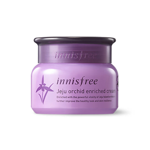[Innisfree] Jeju orchid enriched cream 50ml