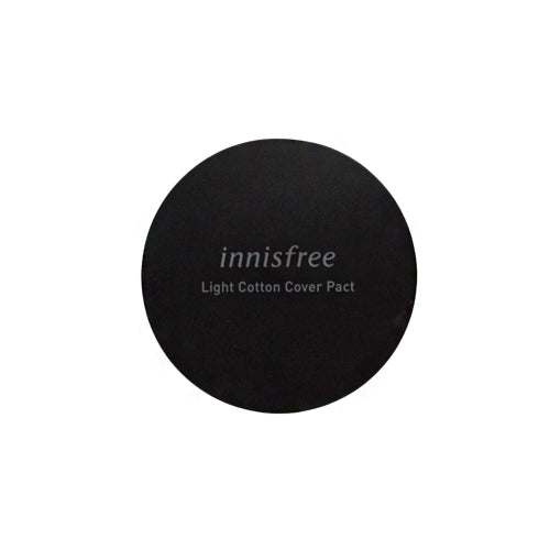 [Innisfree] Light Cotton Cover Pact 12g