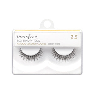 [Innisfree] Natural Volume Eyelashes - Cosmetic Love