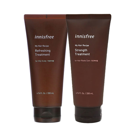 [Innisfree] New My Hair Recipe Treatment 200ml