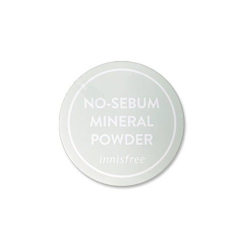 [Innisfree] No Sebum Mineral Powder NEW 5g