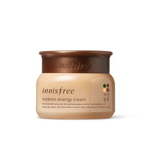 [Innisfree] Soybean Energy Cream 50ml - Cosmetic Love