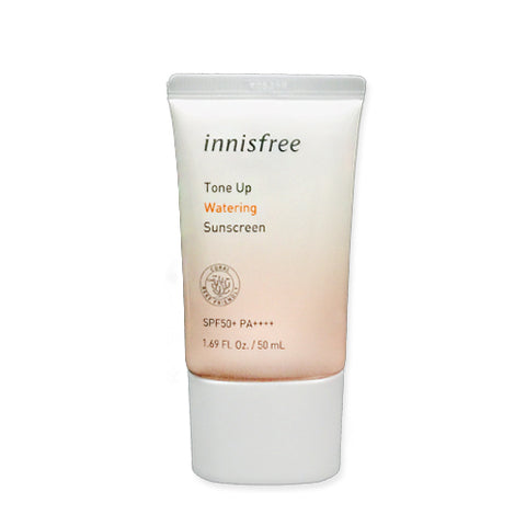 [Innisfree] Tone Up Watering Sunscreen 50ml