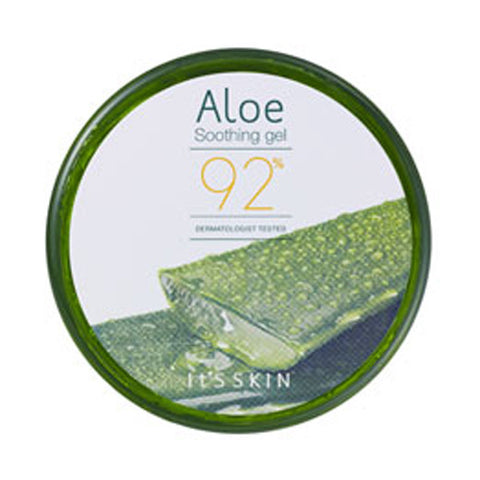 [It's Skin] ALOE Flesh SOOTHING GEL 92% 200g - Cosmetic Love