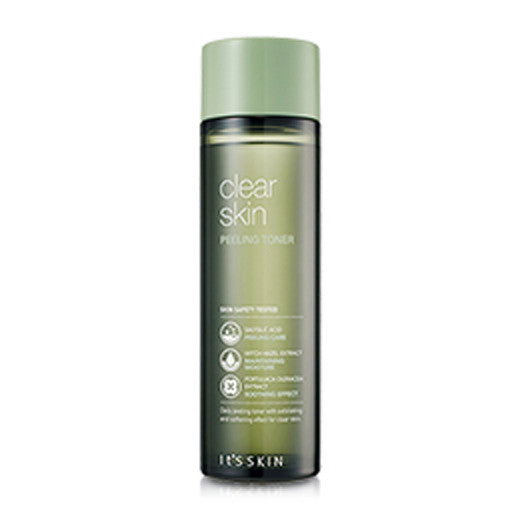 [It's Skin] Clear Skin Peeling Toner 140 ml - Cosmetic Love