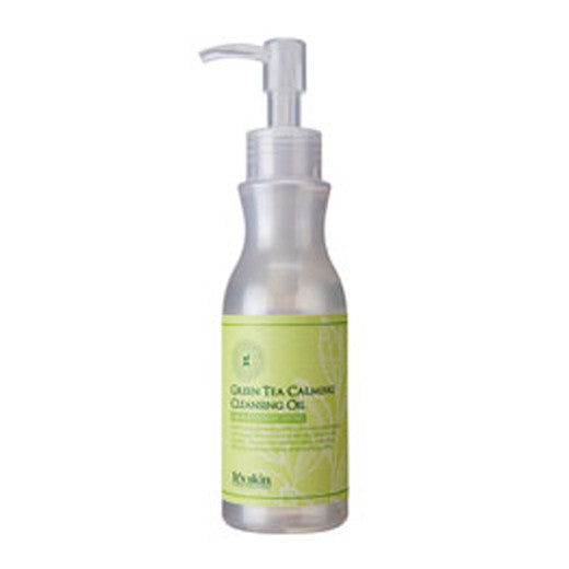 [It's Skin] Green Tea Calming Cleansing Oil 145ml - Cosmetic Love