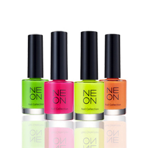 [It's Skin] NEON NAIL COLLECTION - Cosmetic Love