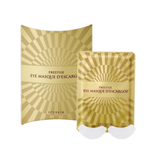 [It's Skin] PRESTIGE Eye Masque d'escargot 5EA (3g*5) - Cosmetic Love
