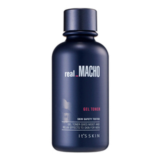 [It's Skin] REAL MACHO GEL TONER 150ml - Cosmetic Love