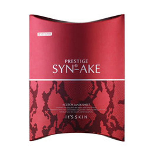 [It's Skin] SYN-AKE AGETOX MASK SHEET 5EA(25gx5) - Cosmetic Love